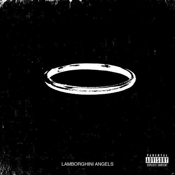 Lupe Fiasco - Lamborghini Angels - Single Cover