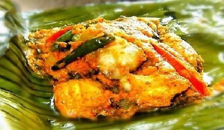 Resep Pepes Ayam Cincang Daun Singkong Klasik Yang Enak