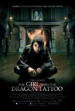 The Girl With the Dragon Tattoo: Poster | A Constantly Racing Mind