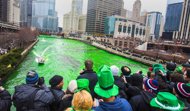 2017 chicago parade on st patrick, st patricks day pictures