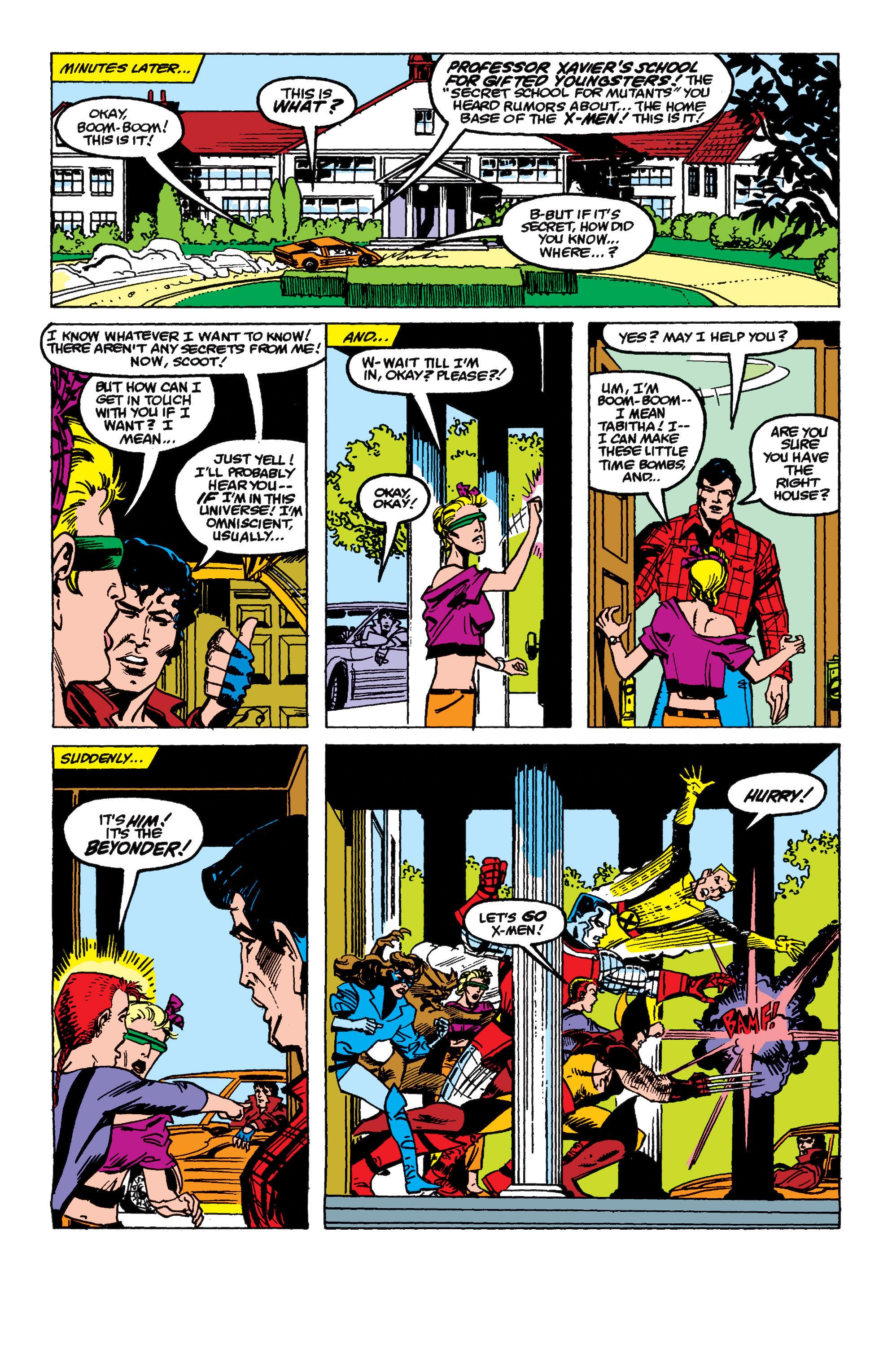 Read online Secret Wars II comic -  Issue #5 - 10