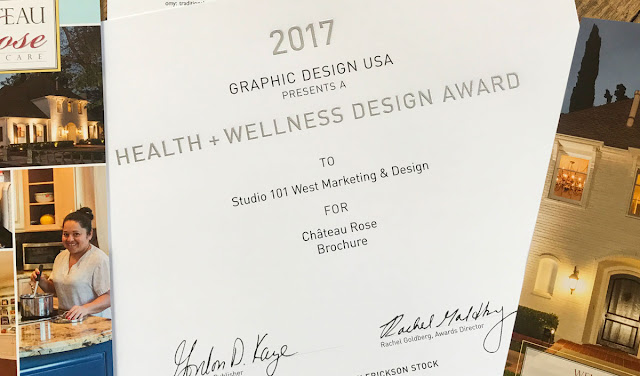 Atascadero Graphic Designer - Award Winner - Studio 101 West Graphic Design