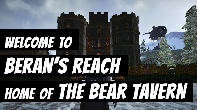 Welcome To Beran's Reach, Home Of The Bear Tavern • Shroud Of The Avatar