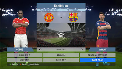 PES 2017 Apk + Data For Android Terbaru Gratis