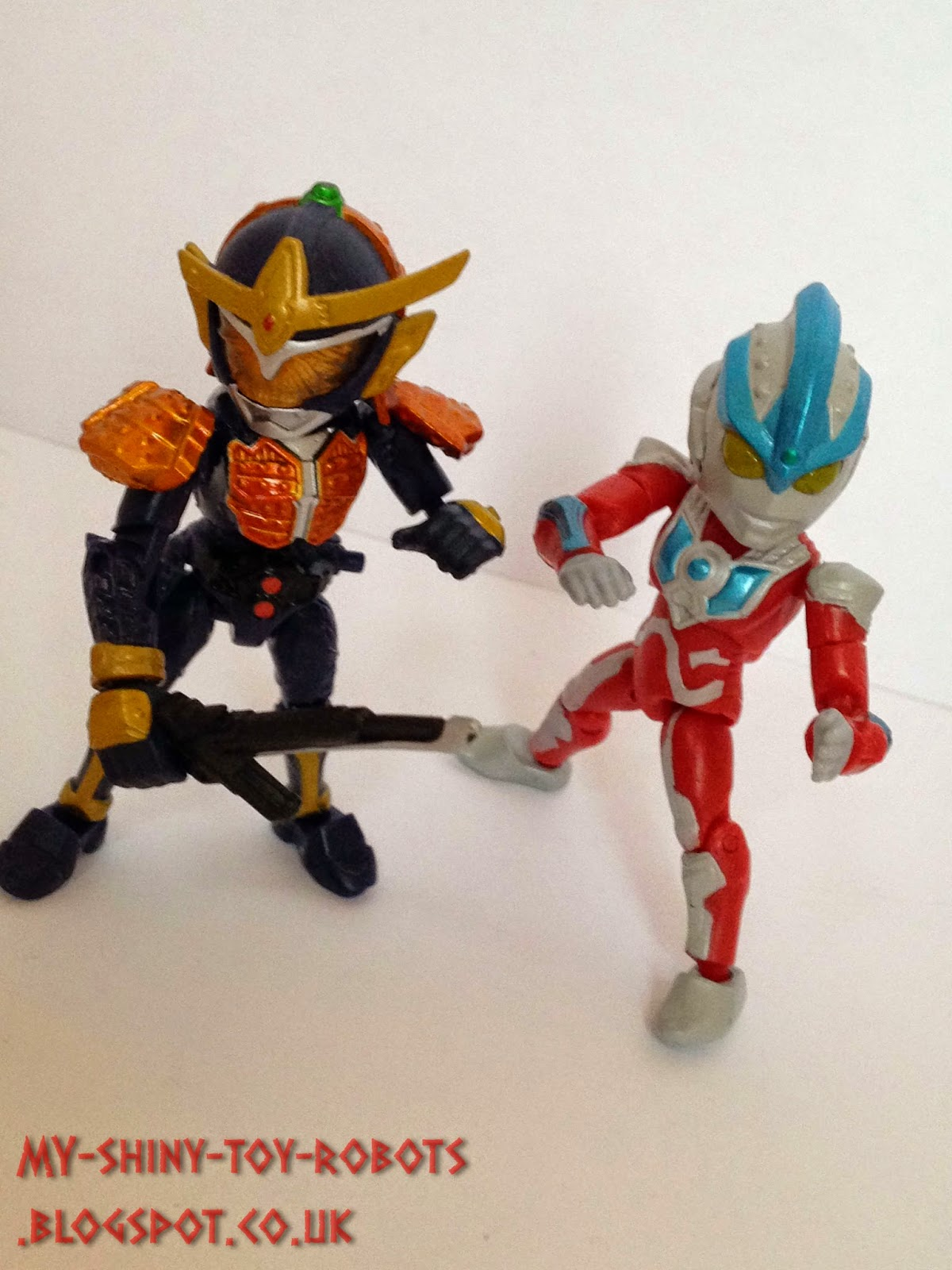 Teaming up with 66action Gaim