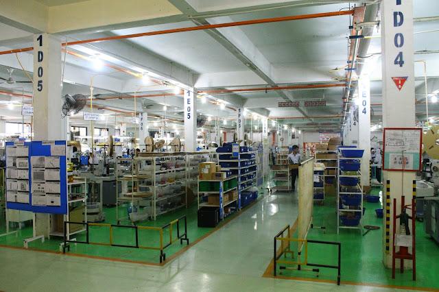 Lowongan Kerja Jobs : QA Staff (Kode : QA),  Engineering Staff (Kode : ENG1), Purchasing Staff (Kode : PRC2) PT. Dharma Electrindo Manufacturing