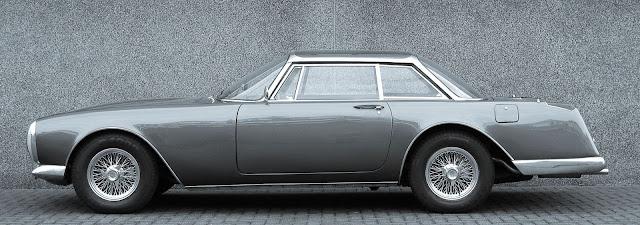 Facel Vega Facel II 1960s French classic saloon car