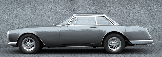 Facel Vega Facel II 1960s French classic car