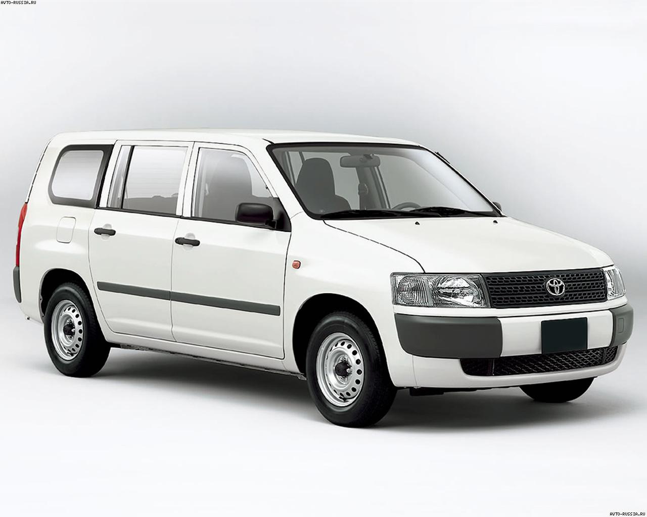 Toyota Probox 1280x1024 Jpg