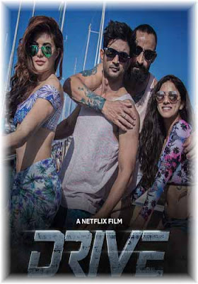 Makhna Drive Mp3 Song 2019 Poster