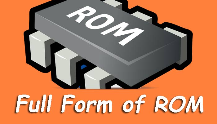 ROM Full Form in Hindi