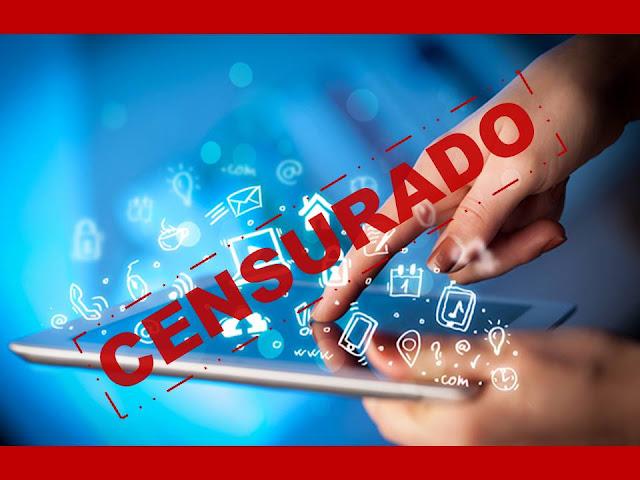 Emenda da Reforma Política autorizava a remoção de conteúdos da internet
