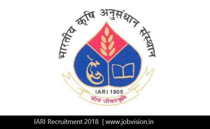 ICAR-Indian Agricultural Research Institute (IARI)