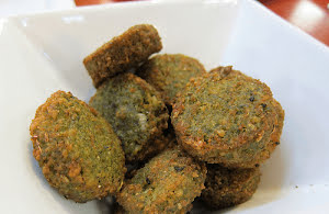 Broad Bean Falafel Recipe