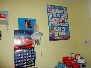 Personalising a Room Using Posters