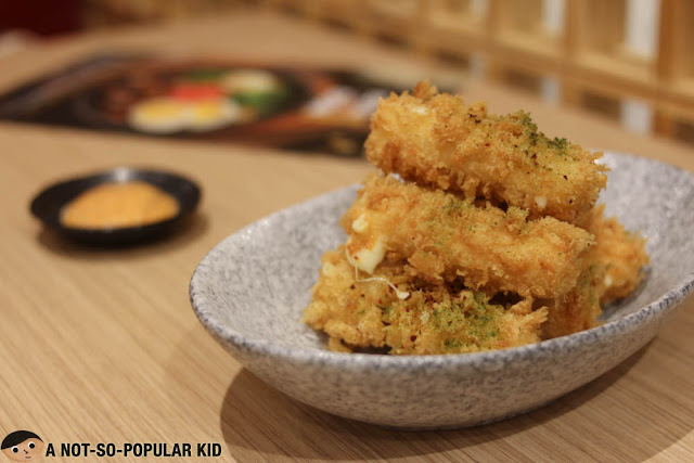 Yabu Mozzarela Sticks