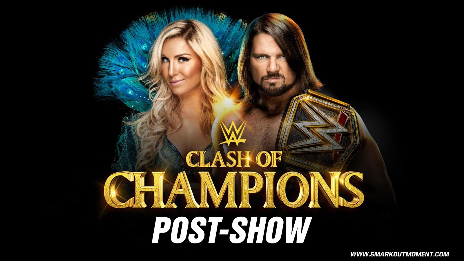 WWE CLASH OF CHAMPIONS 2017 Recap and Review Podcast