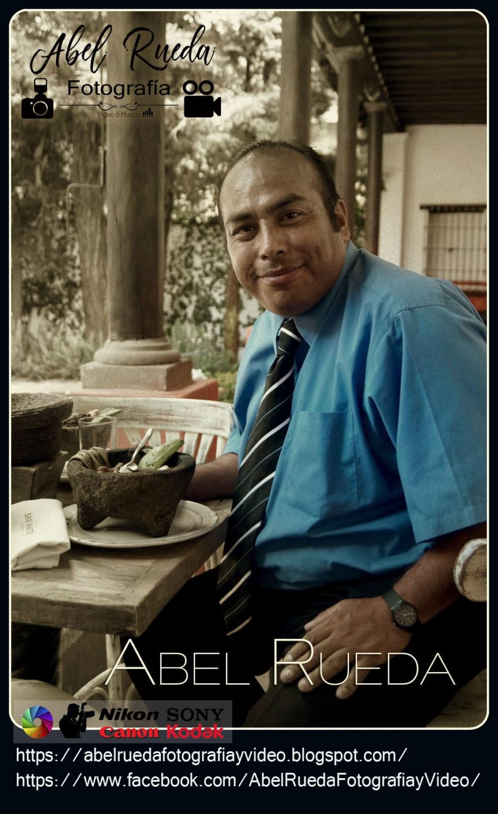 Abel Rueda Foto Y Vídeo Fotos Tamaño Credencial