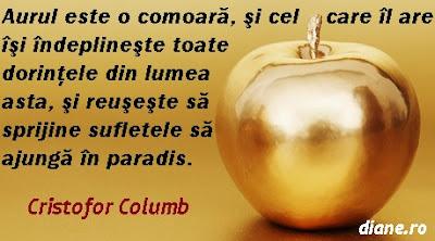 Aurul este o comoară, şi cel care îl are îşi îndeplineşte toate dorinţele din lumea asta, şi reuşeşte să sprijine sufletele să ajungă în paradis