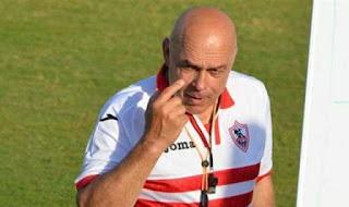 أخبار الزمالك .. جروس يقود مران الزمالك الأخير قبل موقعه القطن  ويعقد جلسة مع اللاعبين