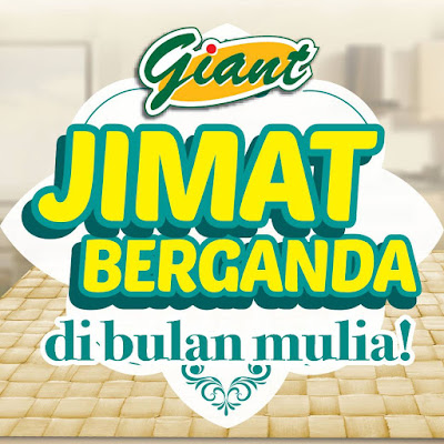 Giant Malaysia Hypermarkets Ramadan Discount Promotions