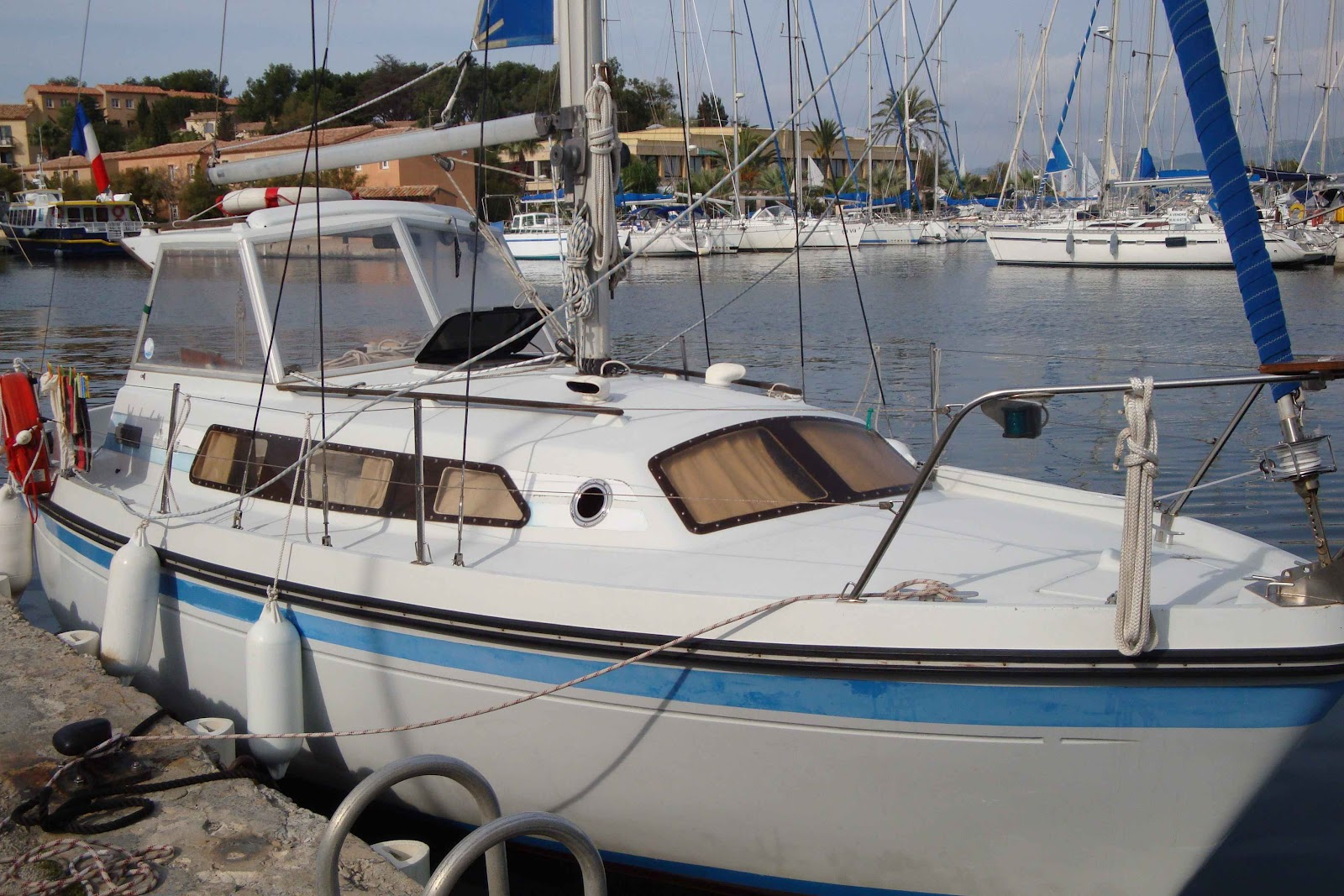bateaux de france  u00e0 vendre  kirie fifty 24