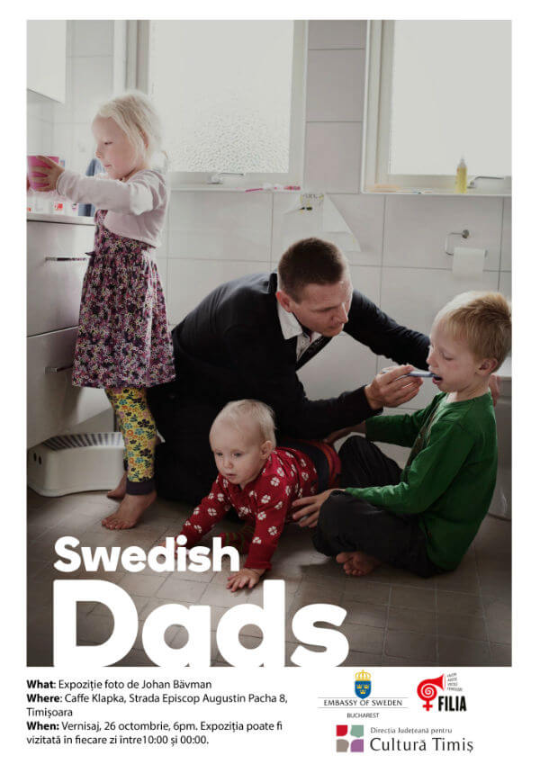 swedish dads concediu de paternitate