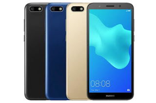 Huawei Y5 Prime (2018) Quietly Unveiled With Mid-range Specification