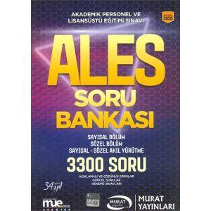 Murat ALES Soru Bankası 2017