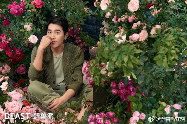 Mark Chao roses