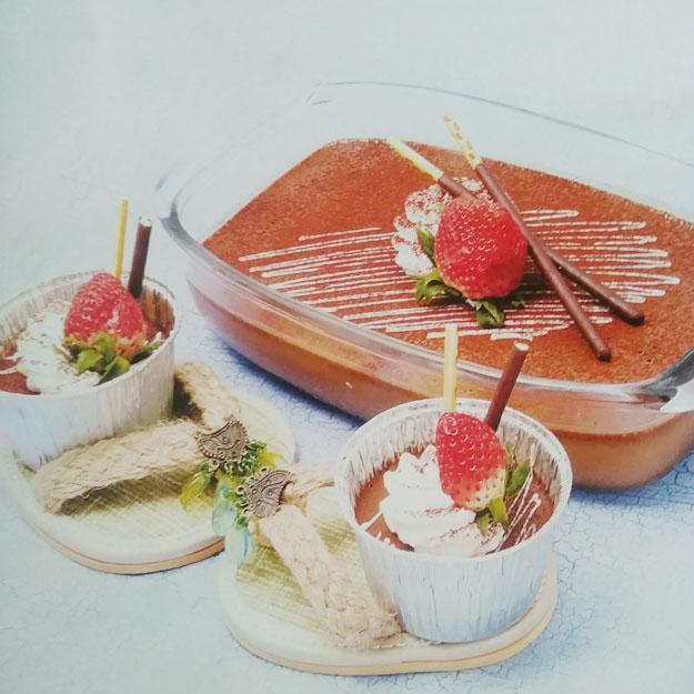 Resep Chocolate Pudding