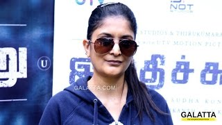 It took just two shows for Irudhi Suttru to become a hit – Sudha Kongara