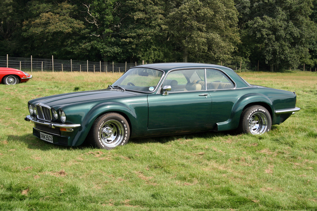 Fab Wheels Digest F W D Jaguar Xj12c By Broadspeed