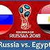 مباراة كارثية لمصر بعد الهزيمة 3-1 امام روسيا وصلاح ينهي اسطورة هدف مجدي عبد الغني