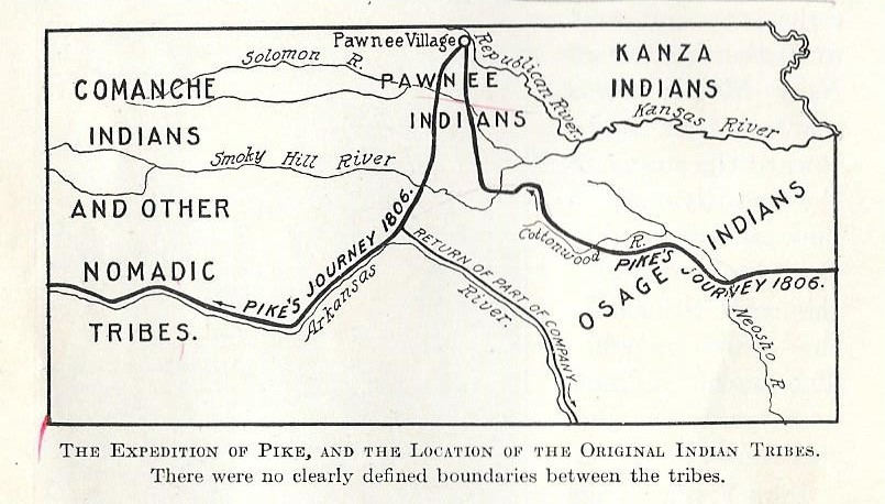 Early Kansas Expedition - Blogs - Butler County Times ... on map of athabascan, map of del city, map of cahuilla, map of timucua, map of hitchcock, map of watonga, map of lenape, map of carter, map of fossil ridge, map of kincaid, map of liberal, map of snyder, map of mangum, map of pauls valley, map of jenks, map of the shoshone, map of ohlone, map of skidmore, map of inola, map of springfield township,