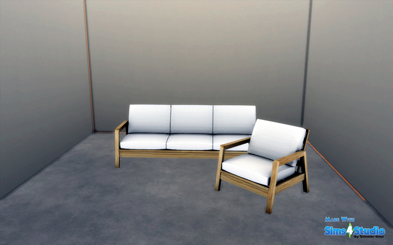 My Sims 4 Blog Ikea Lillberg Living Set By Simmersoul