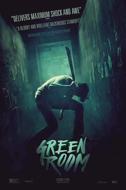 """Trailer No. 2 Released For """"Green Room"""""""