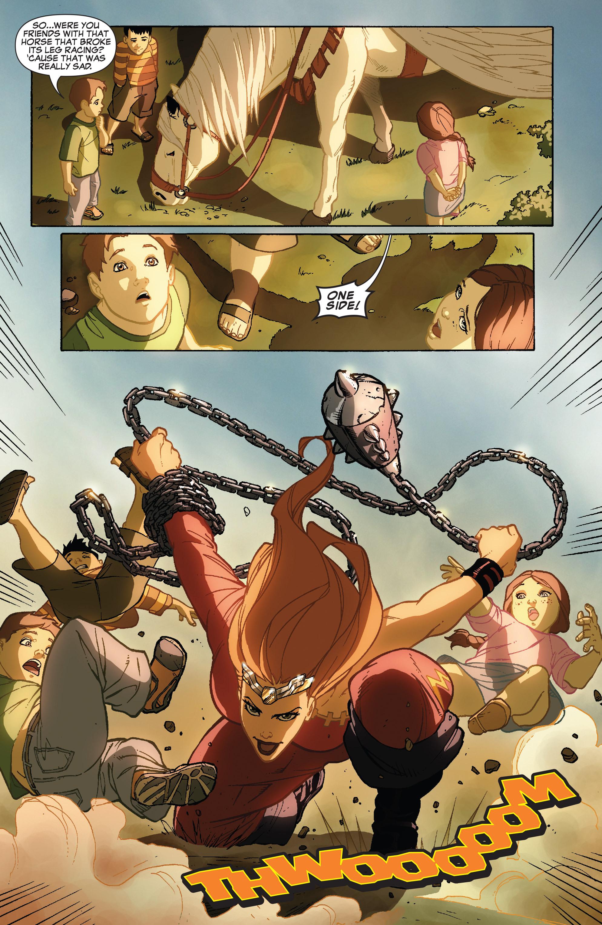 Read online She-Hulk (2005) comic -  Issue #34 - 11