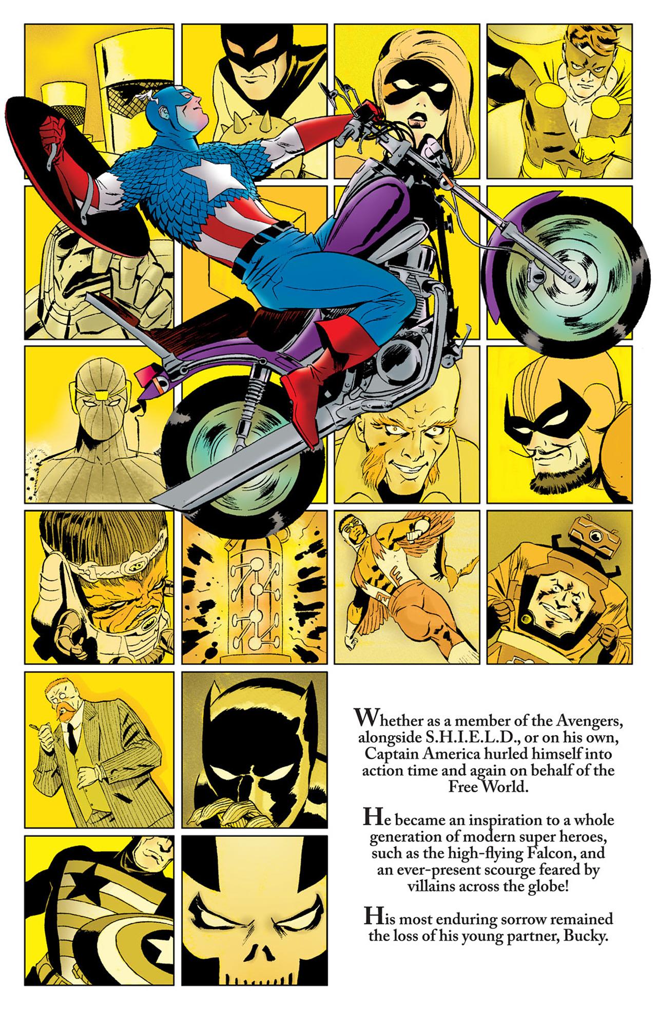 Read online Captain America (2005) comic -  Issue #50 - 34