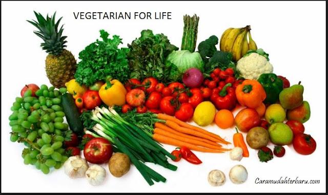 Mengenal Vegetarian