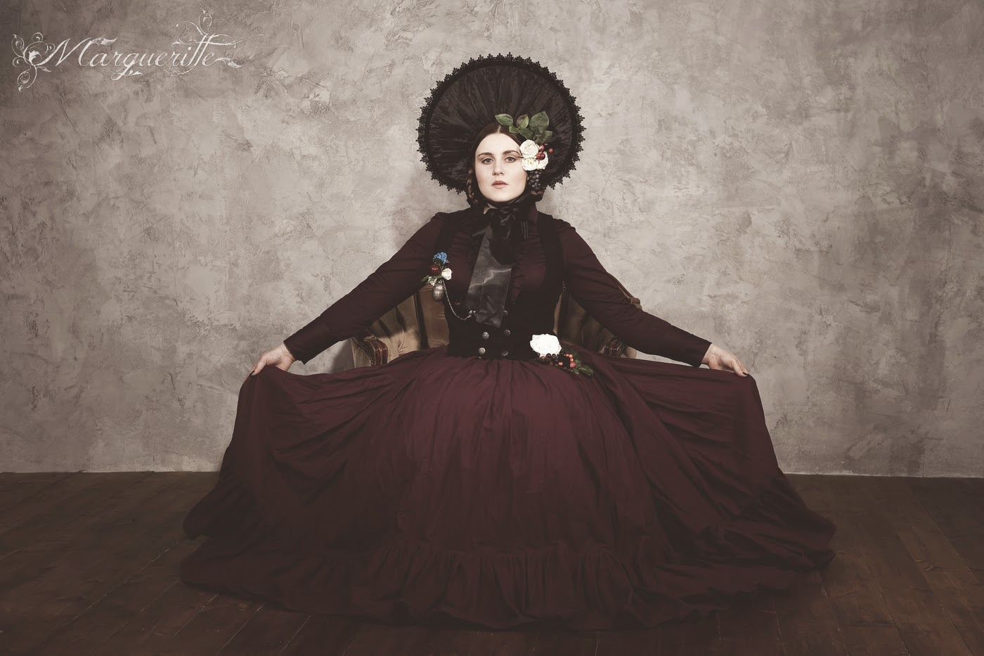 La Madame avec un chapeau - Danny Worm, Margueritte Weinlich