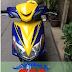 Sơn xe Luvias màu vàng xanh Gp cực đẹp [Luvias_SG2015]