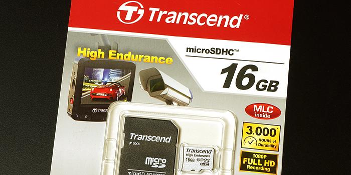トランセンド「High Endurance」高耐久マイクロSDカードおすすめの理由