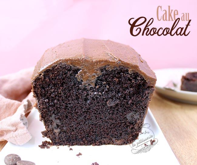 cake au chocolat facile et rapide