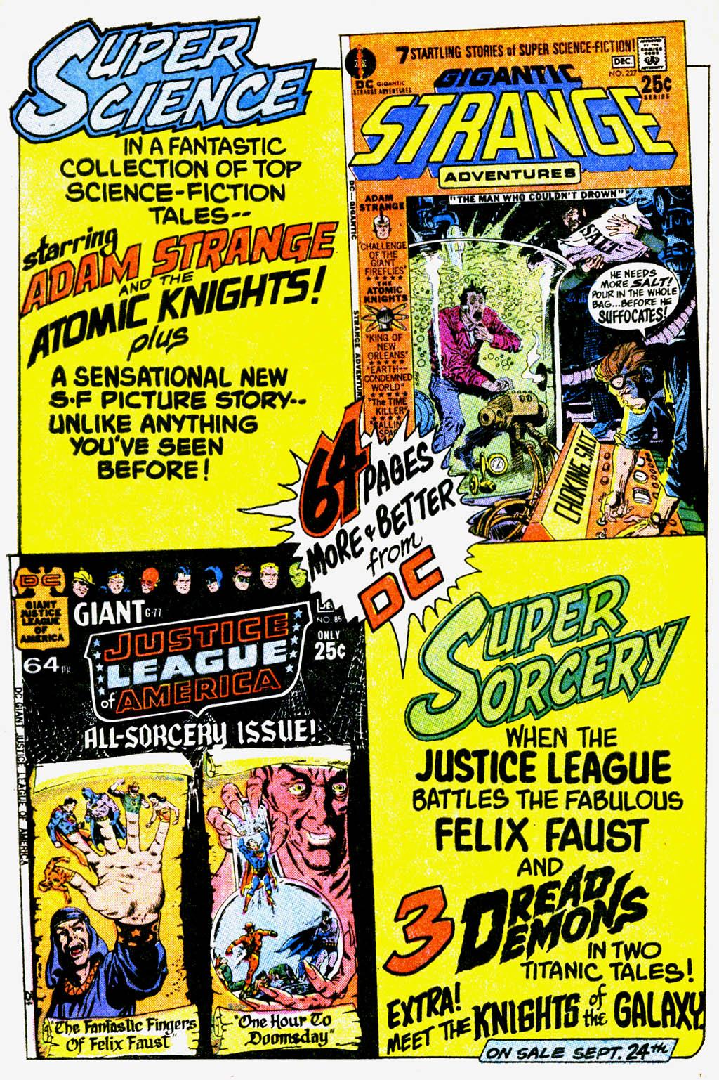 Strange Adventures (1950) issue 227 - Page 59