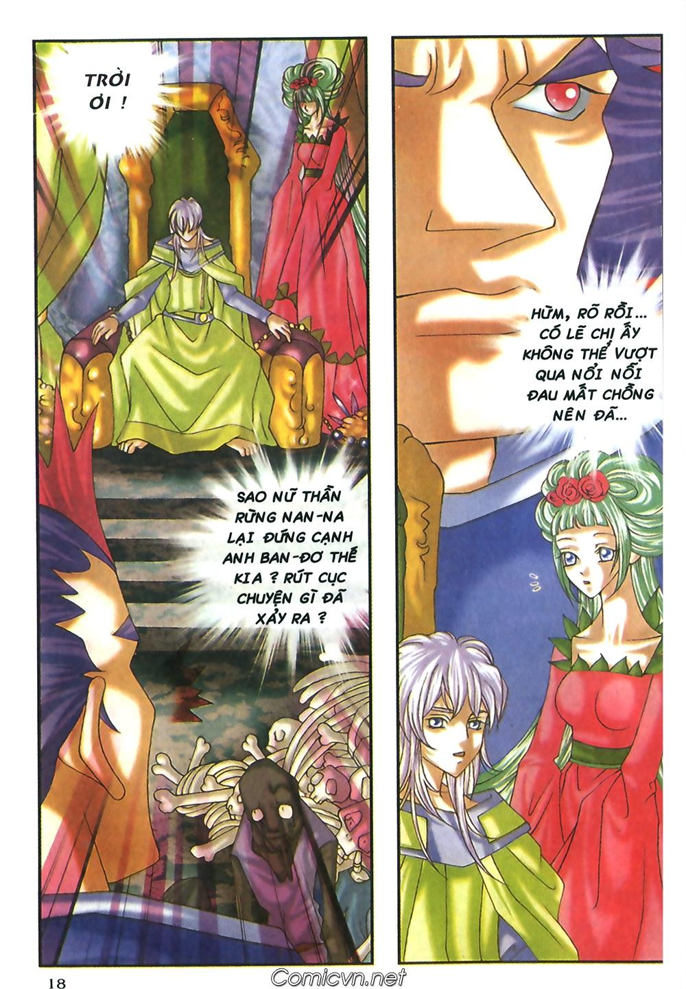 Thần thoại Bắc Âu - Chapter 46: Thần Dũng Cảm - Pic 19