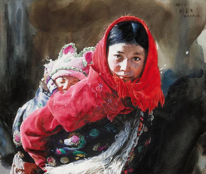 ����������� �������� ������. Liu Yungsheng