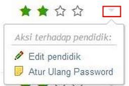 Cara Mengganti Password Di Akun Padamu Negeri