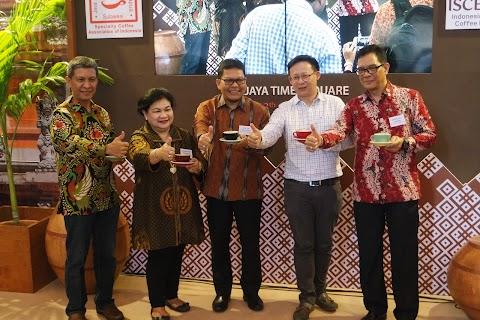 SAMBUTAN INDONESIA SPECIALTY COFFEE EXHIBITION 2017 DI BERJAYA TIMES SQUARE DI LUAR JANGKAAN!