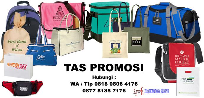 Buat Custom Tas Promosi Untuk Souvenir   Promosi b8389b614f